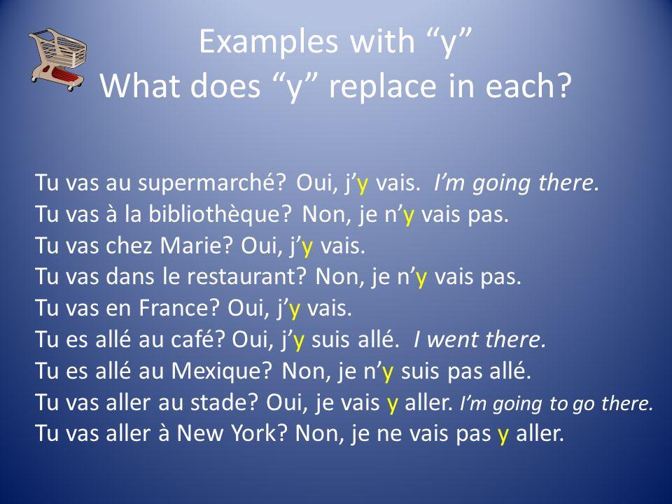 It is ALSO used … À+ an object or a place used with verbs such as: Jouer à Assister à Participer à Répondre à Faire attention à Réussir à Exemple: Tu joues au tennis.