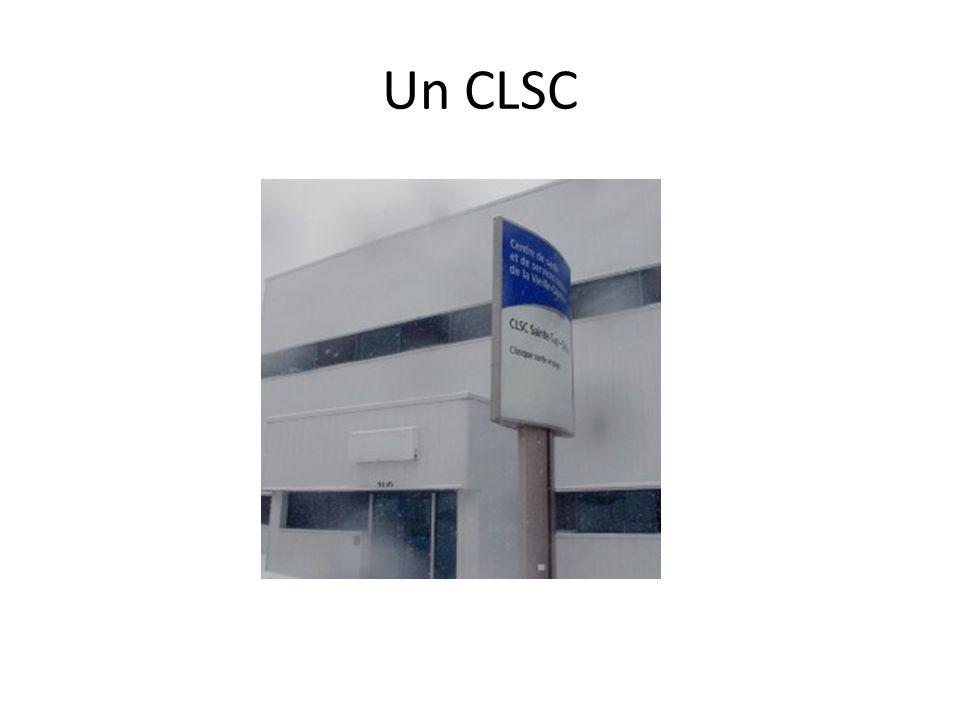 Un CLSC