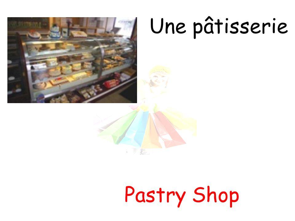 Une pâtisserie Pastry Shop