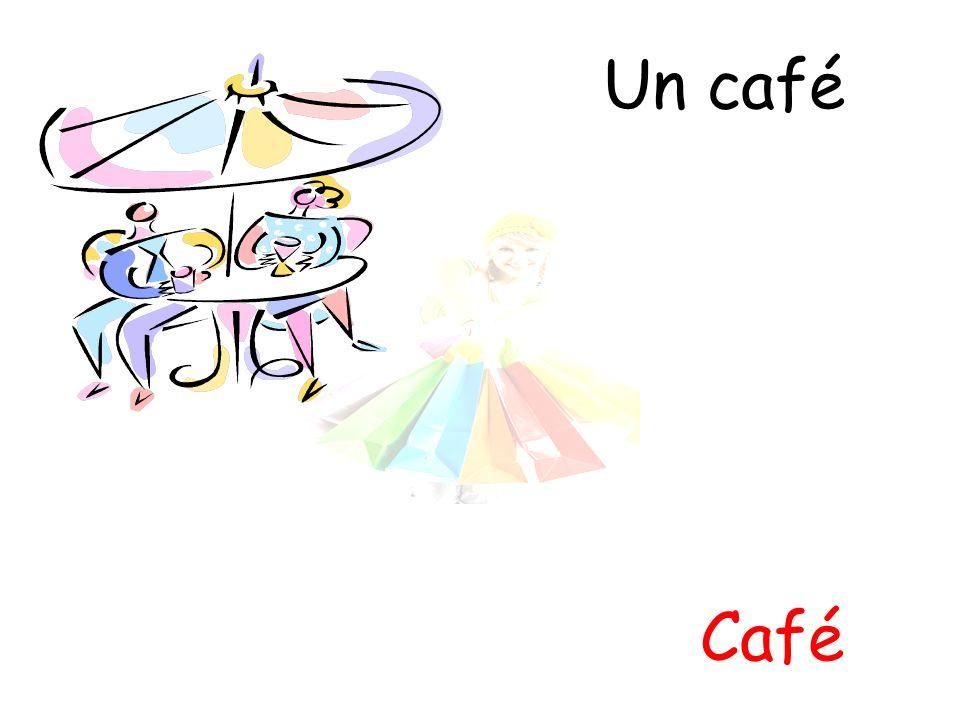 Un café Café
