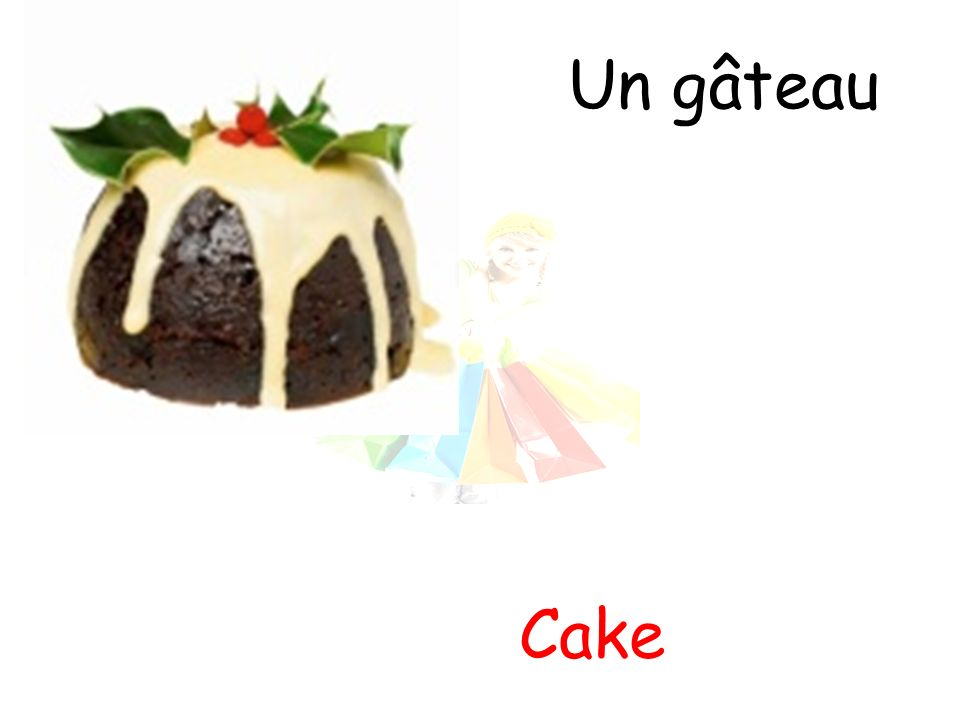 Un gâteau Cake