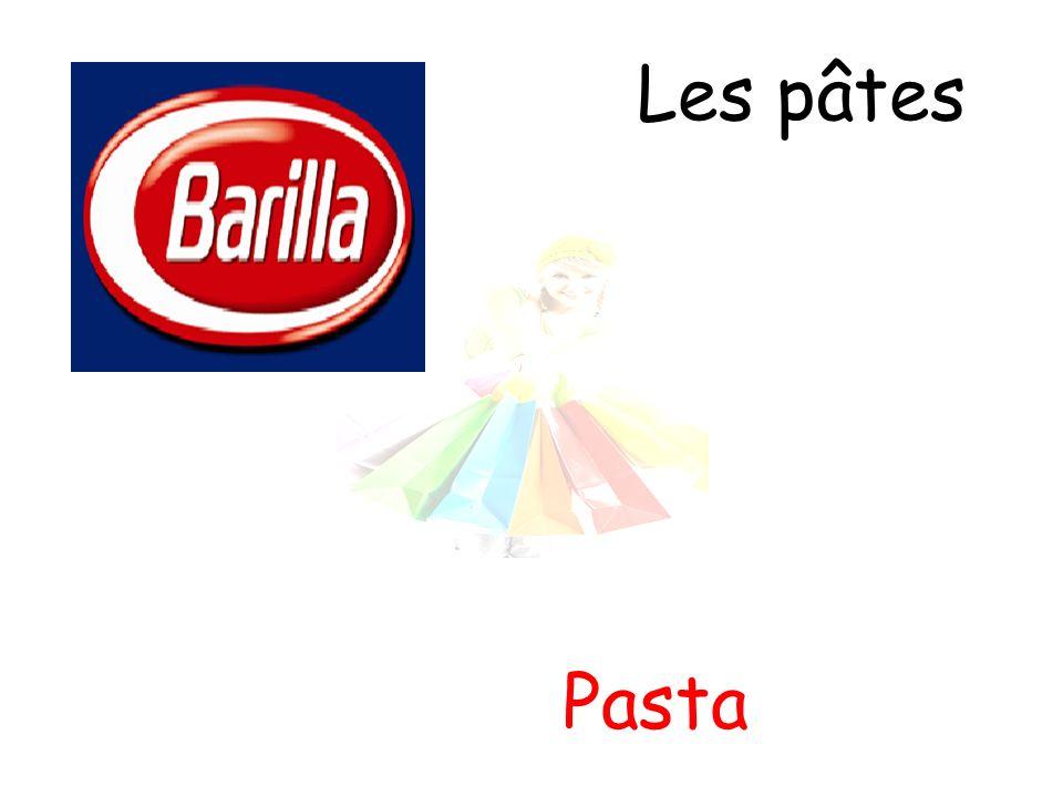 Les pâtes Pasta