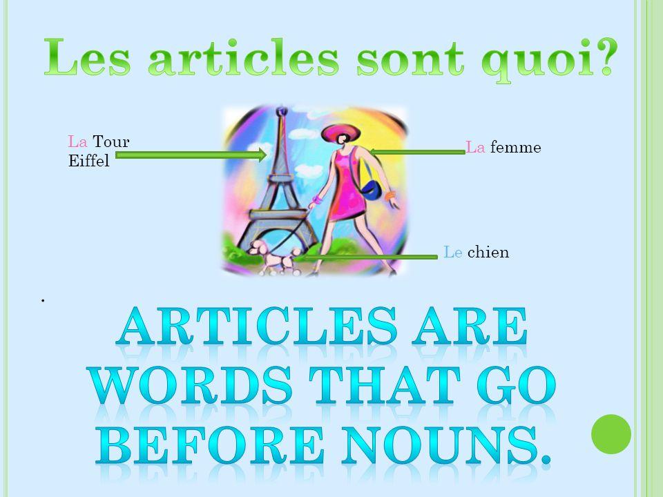 A partitif article is translated as some. Les copains boivent du café.