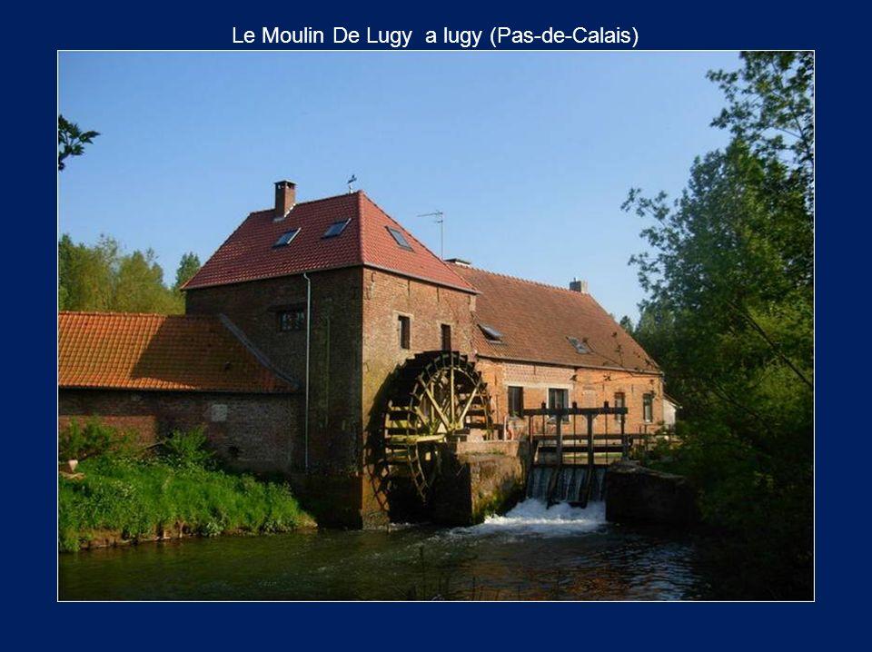 Le moulin des Invalaides (Pas-de-Calais