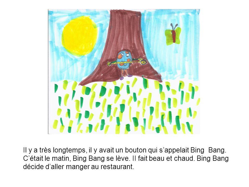 Il y a très longtemps, il y avait un bouton qui sappelait Bing Bang.