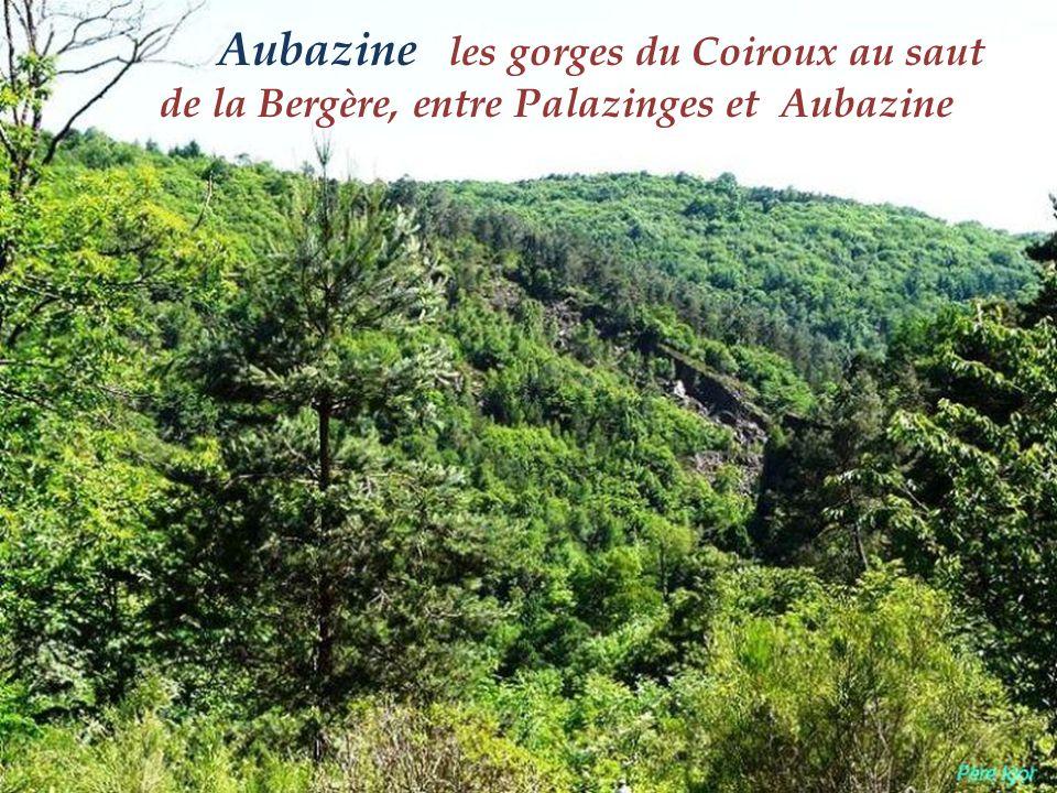 Aubazine église abbatiale et le monastère