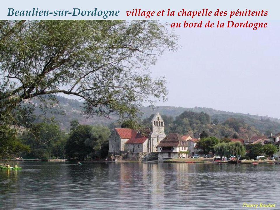 Beaulieu-sur-Dordogne labbatiale Saint-Pierre