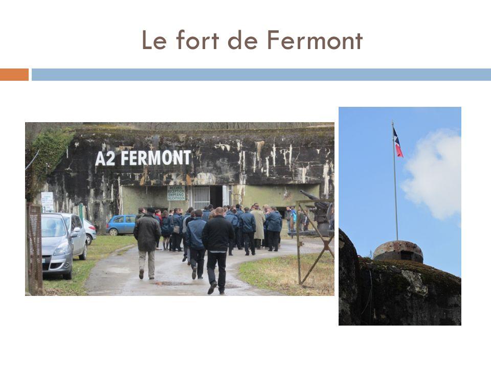 Le fort de Fermont