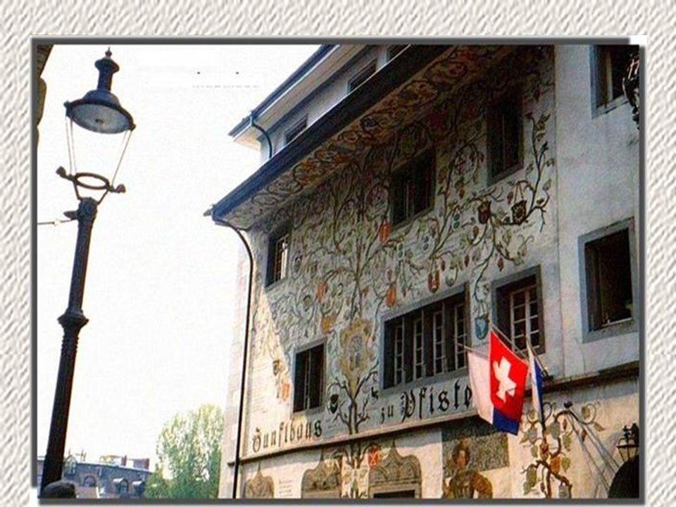 Très belles façades