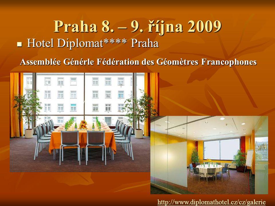 Praha 8. – 9.
