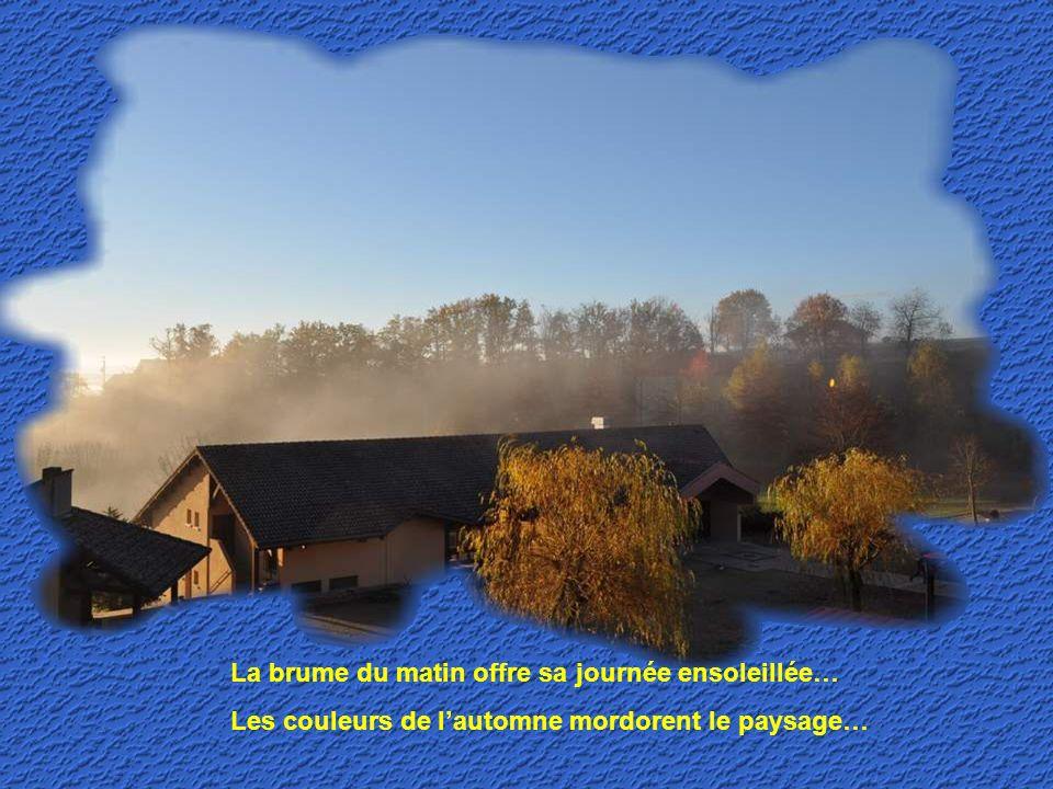 Accueil du Conseil départemental du Cantal. Moment fort de cette semaine.