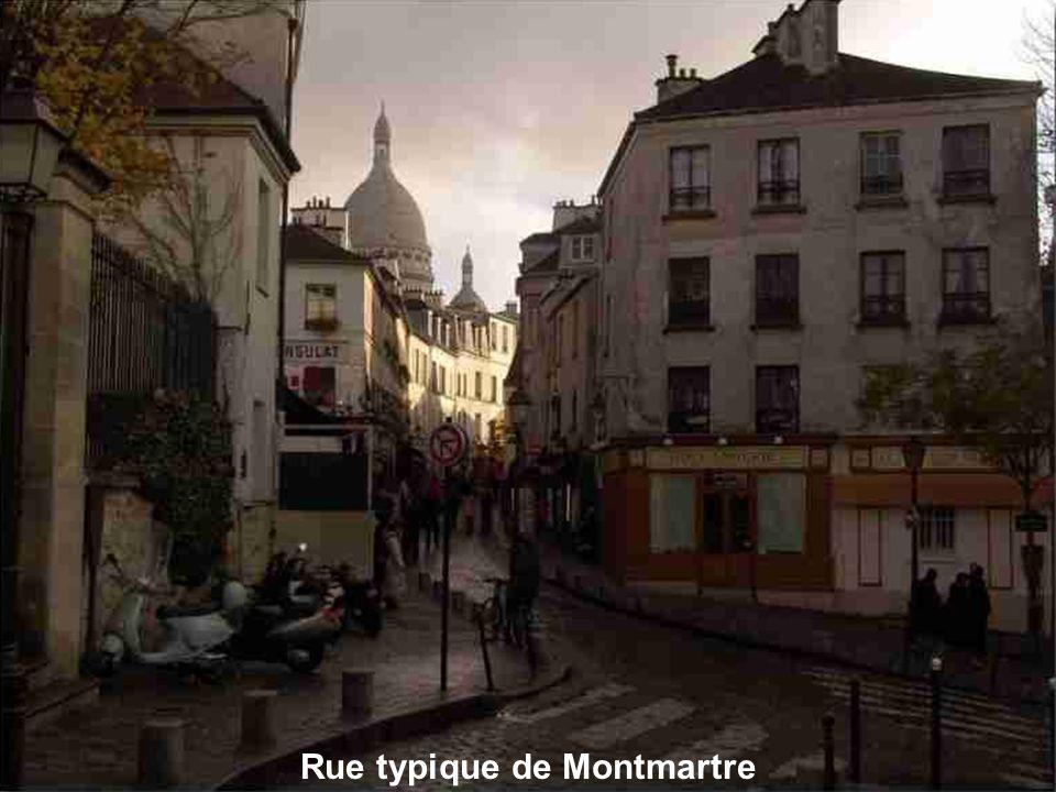 Panteón dans Le Cimentière de Montmartre