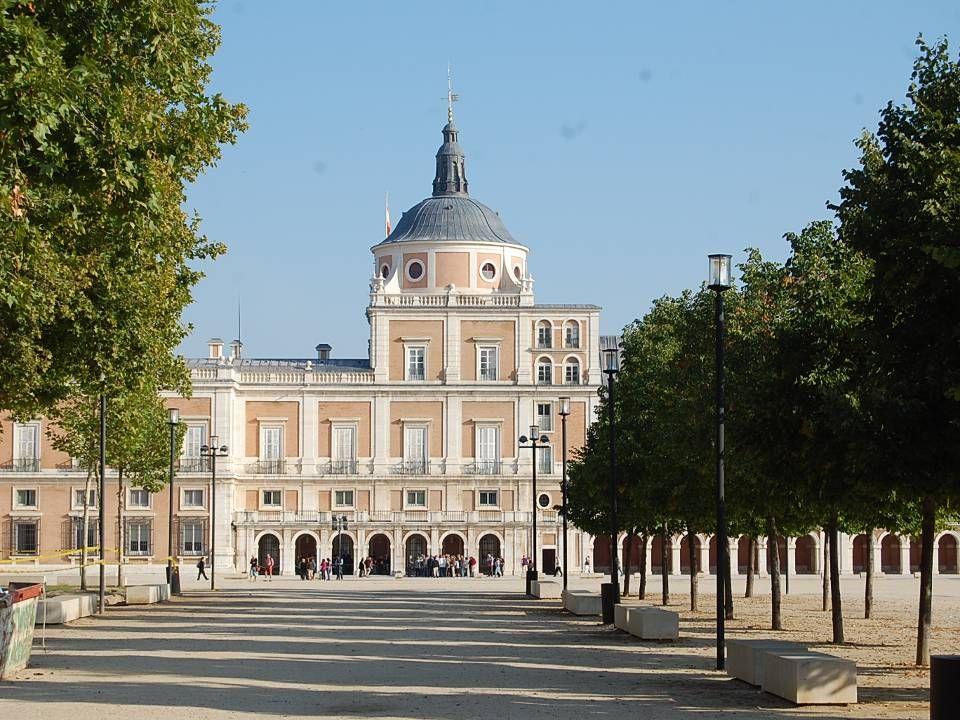 Samedi 6 octobre 2012 Visite du palais Royal dAranjuez