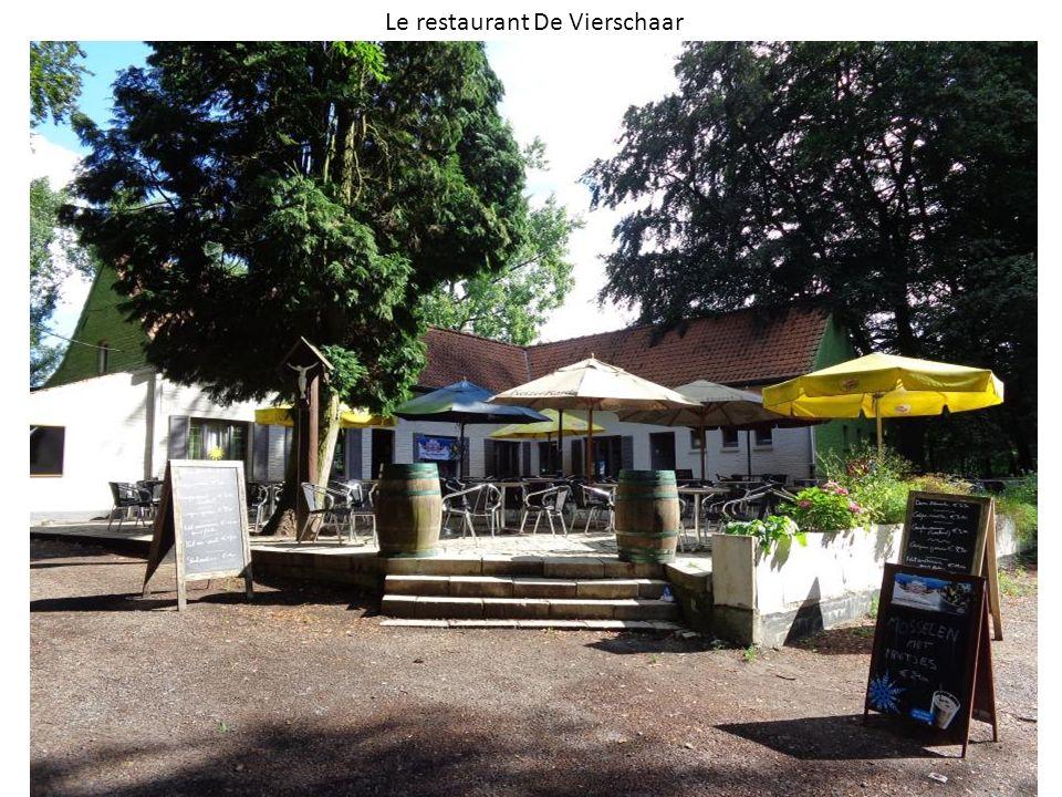Le restaurant De Vierschaar