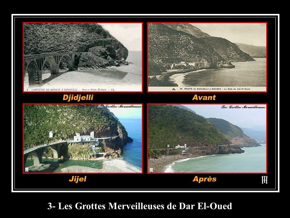 3- Les Grottes Merveilleuses de Dar El-Oued
