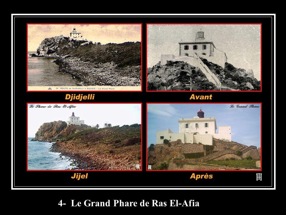 4- Le Grand Phare de Ras El-Afia