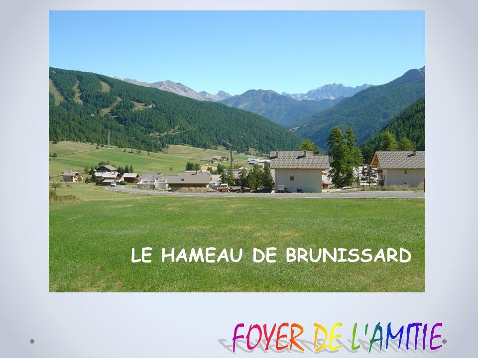 LE HAMEAU DE BRUNISSARD