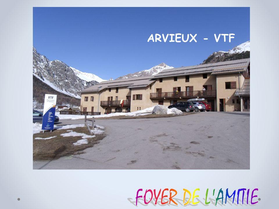 ARVIEUX - VTF