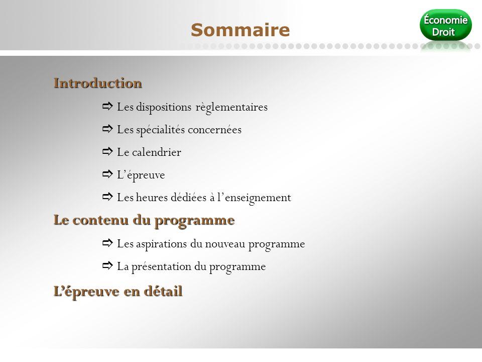 Page 13 Contenu du programme… Chaque grand thème est présenté de la manière suivante : Objectifs : Intéresser les élèves Modalités : Favoriser lancrage dans la spécialité.