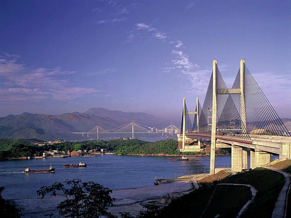 18 Le Pont de la Baie dHangzhou