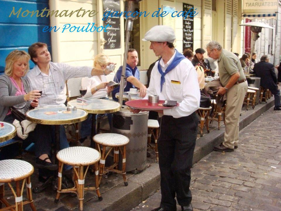 Montmartre Michou en... charmante... compagnie