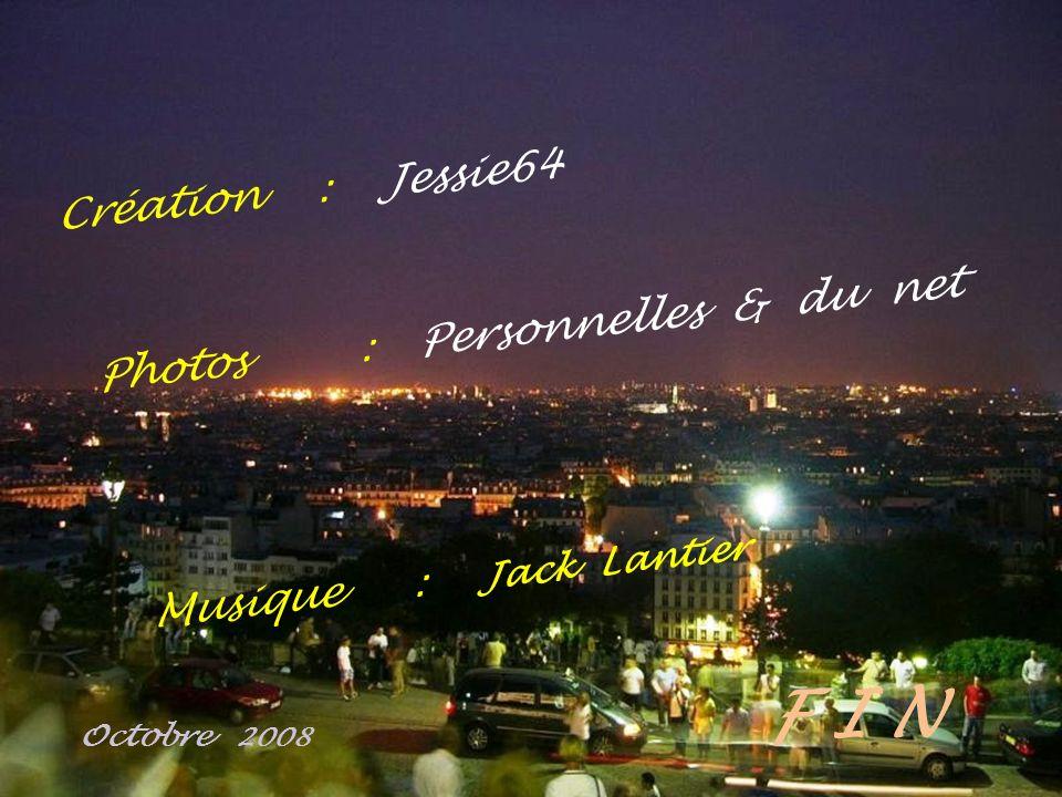 Montmartre & Paris En nocturne Place du Tertre Panorama sur Paris
