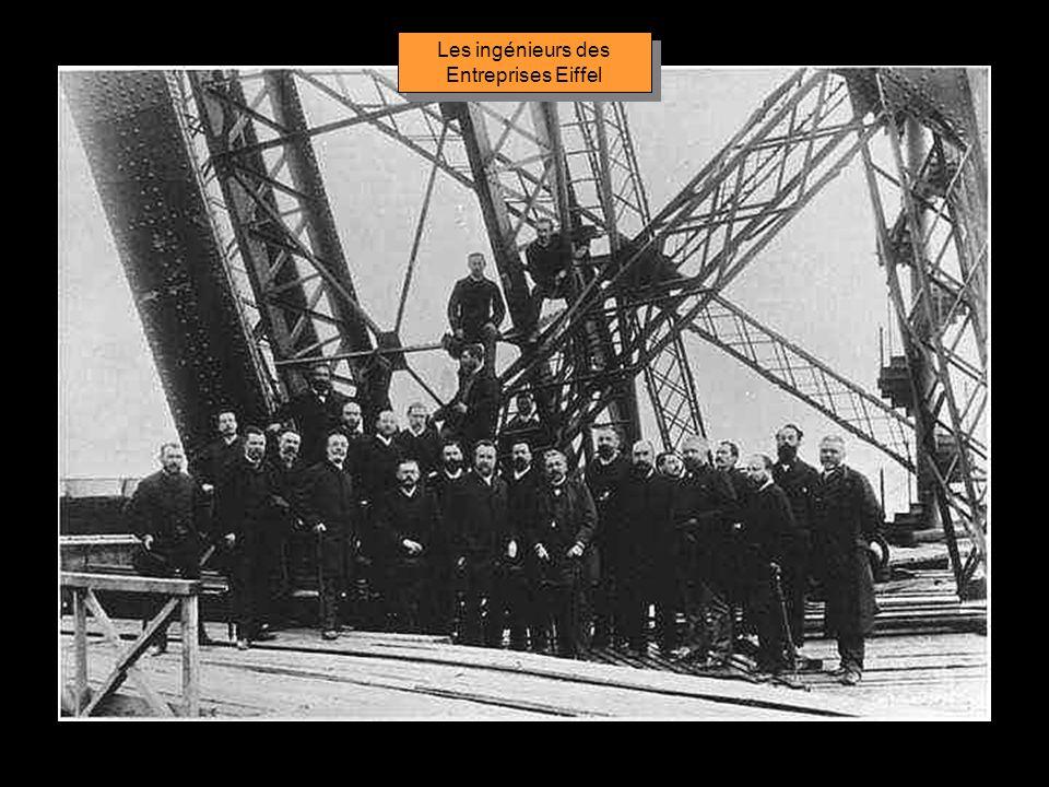 31 mars 1889 Fête de fin de chantier organisée par Gustave Eiffel 31 mars 1889 Fête de fin de chantier organisée par Gustave Eiffel