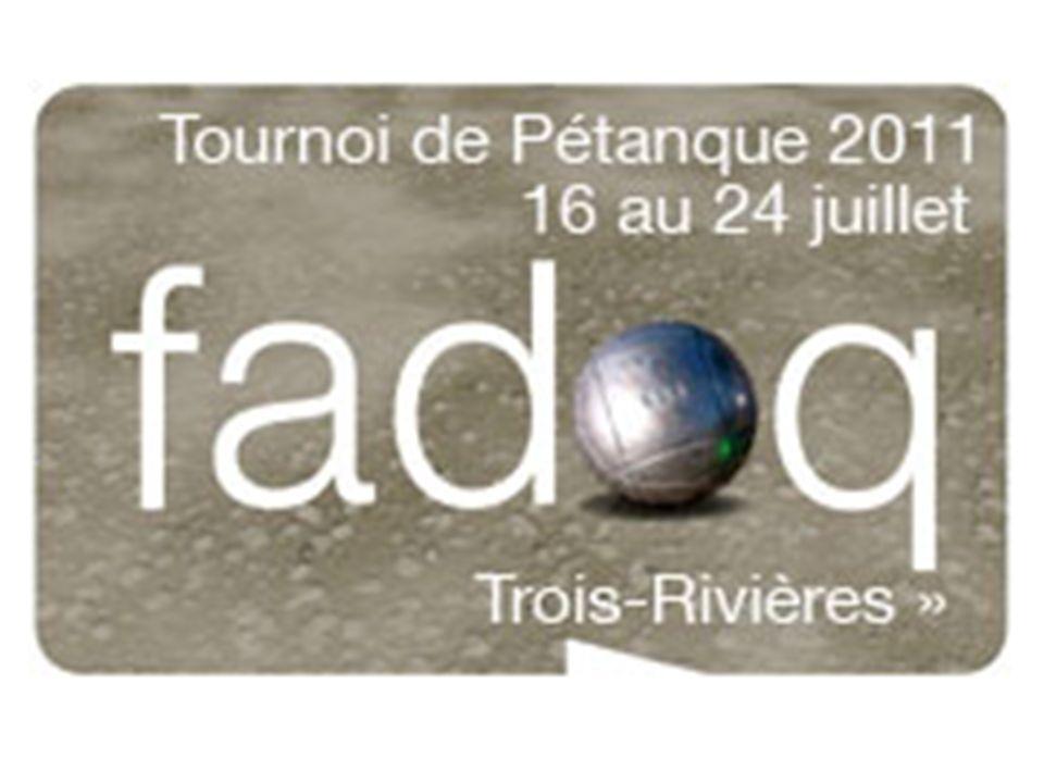 Challenge fadoq - doublettes Finalistes de la désolante