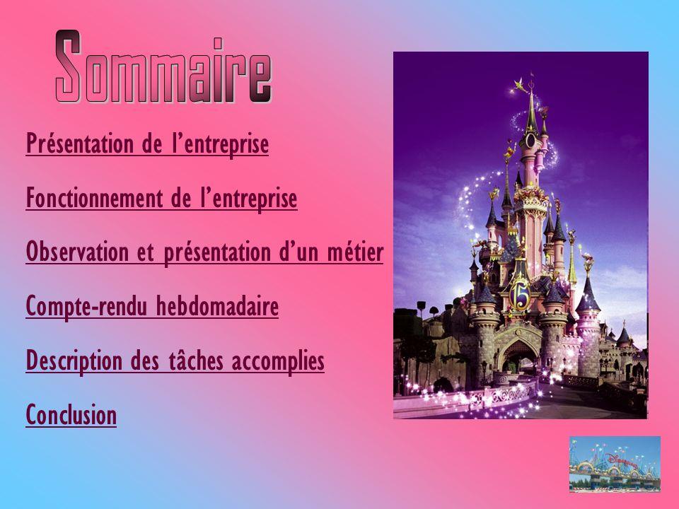 Euro Disney Associés S.C. A. est la société qui assure lexploitation de Disneyland Paris.