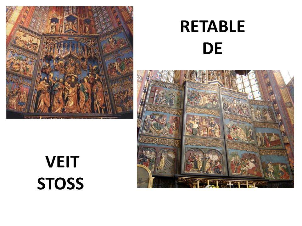 VEIT STOSS RETABLE DE
