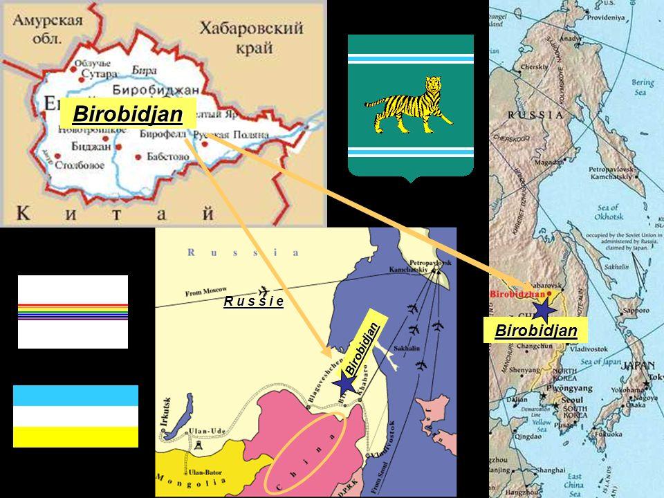 En 1928, Staline propose de créer, à 8400 kilomètres de Moscou, une entité nationale juive au Birobidjan, avec le statut de terre daccueil pour les Ju