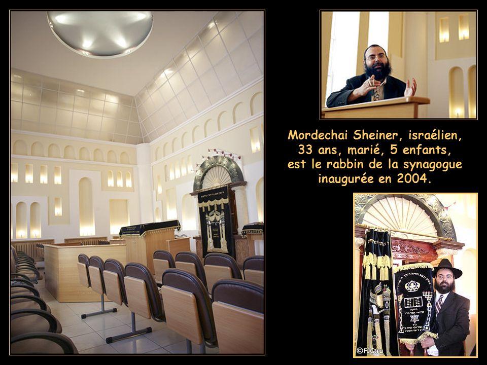 2004 Anniversaire de la proclamation de Birobidjan, Région autonome juive.