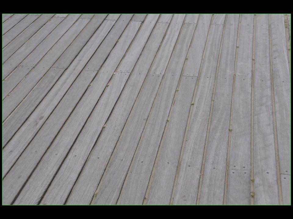 le bois utilisé pour leur fabrication est lazobé