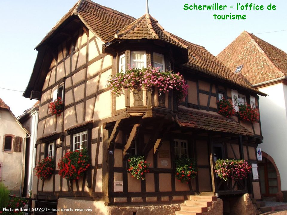 Scherwiller – loffice de tourisme