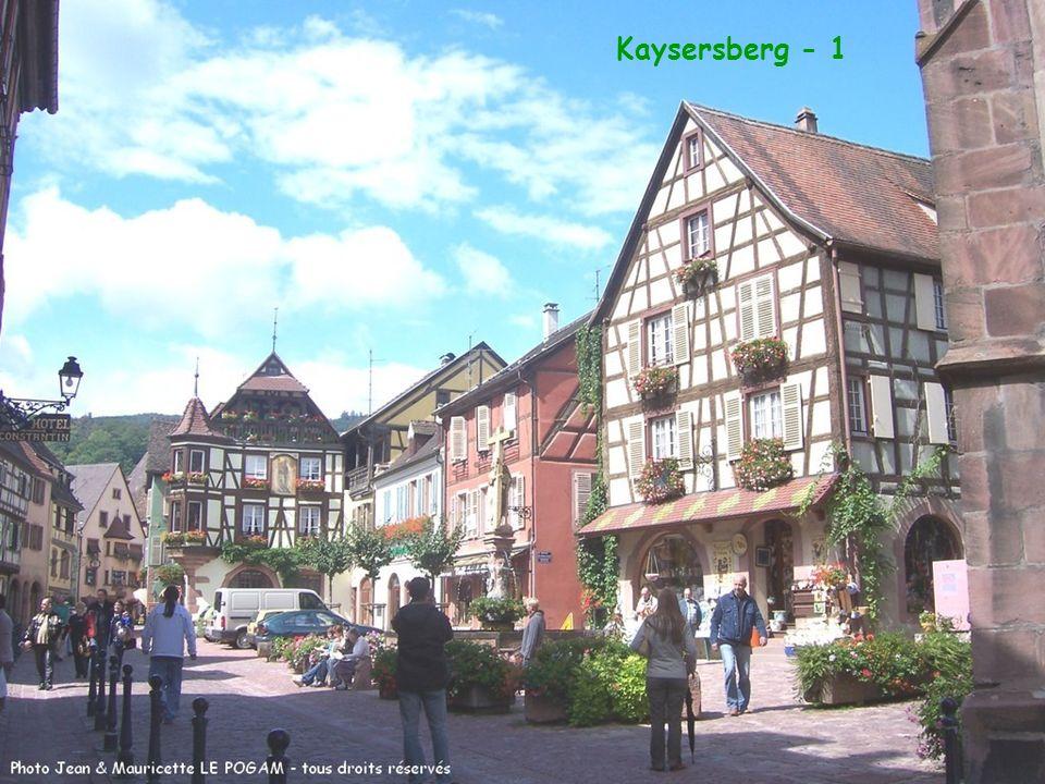 Kaysersberg - 1
