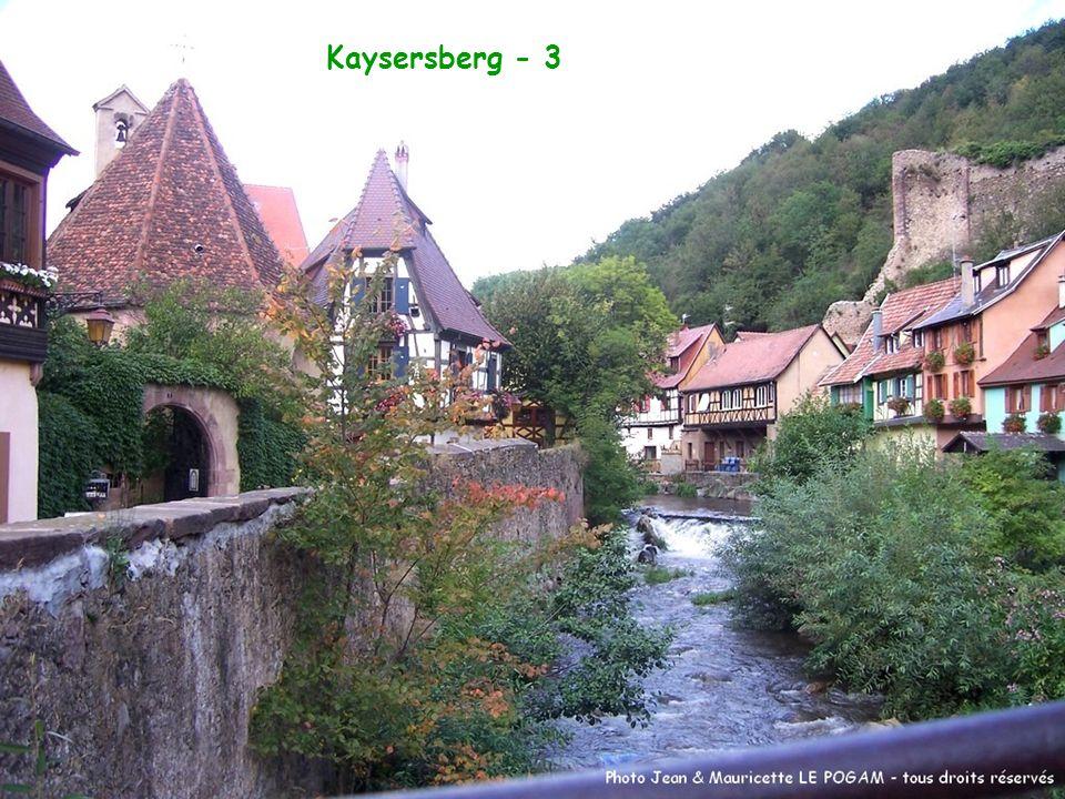 Kaysersberg - 3