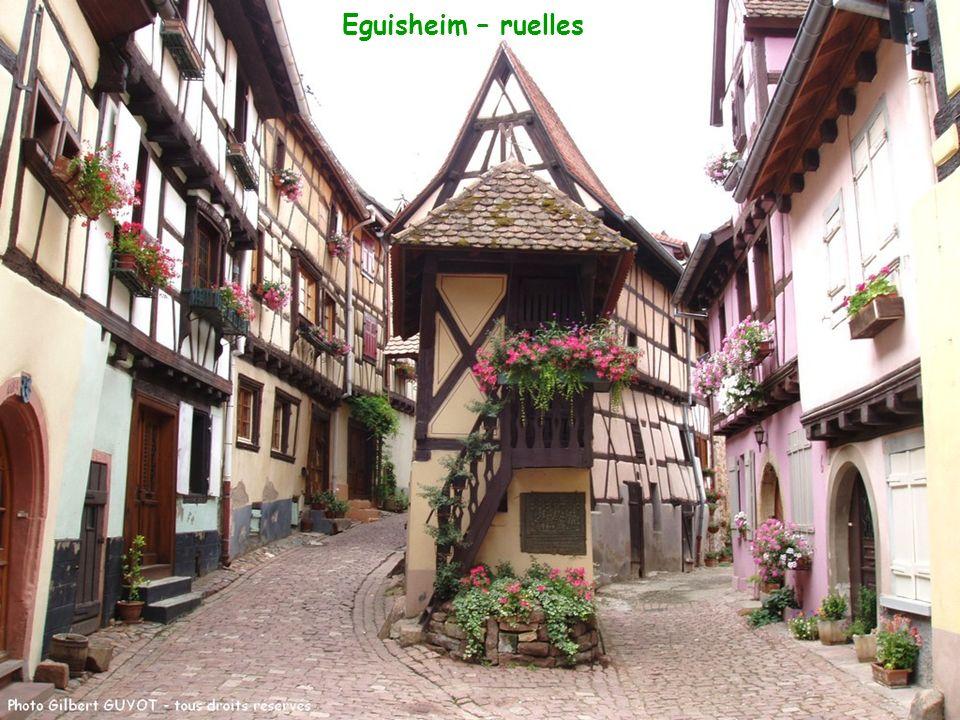 Eguisheim – ruelles