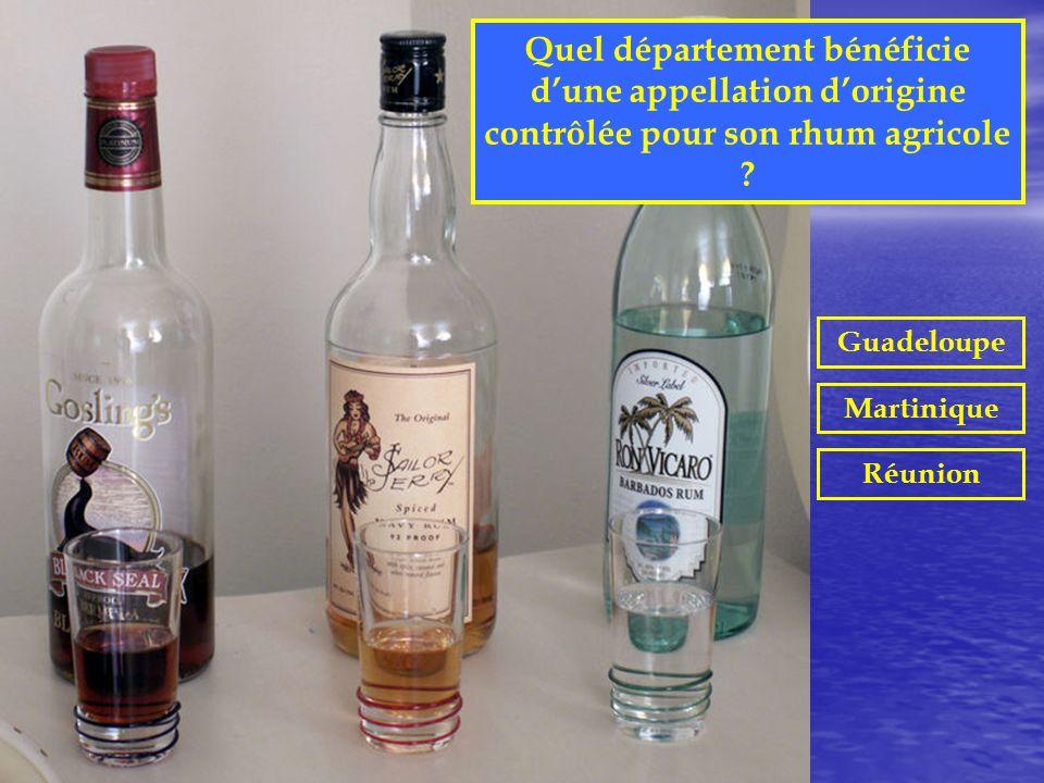 Avec quel alcool est préparé un Daiquiri ? Gin Rhum Tequila