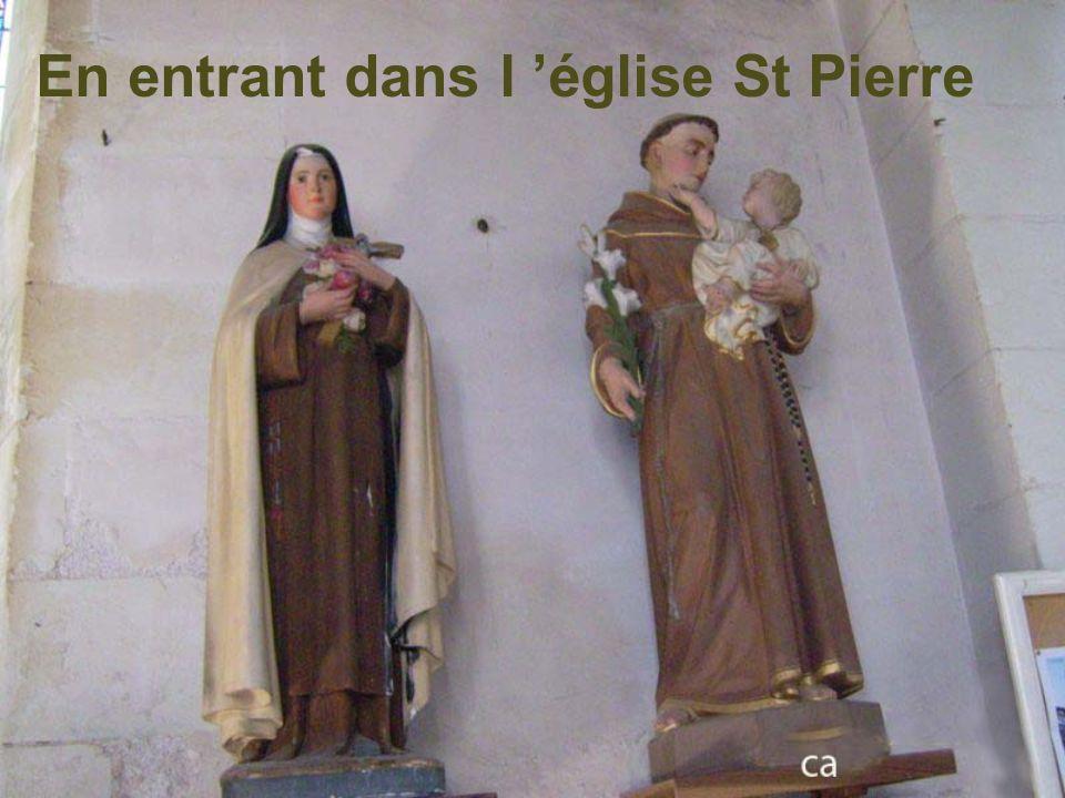 La nef gothique de St Pierre