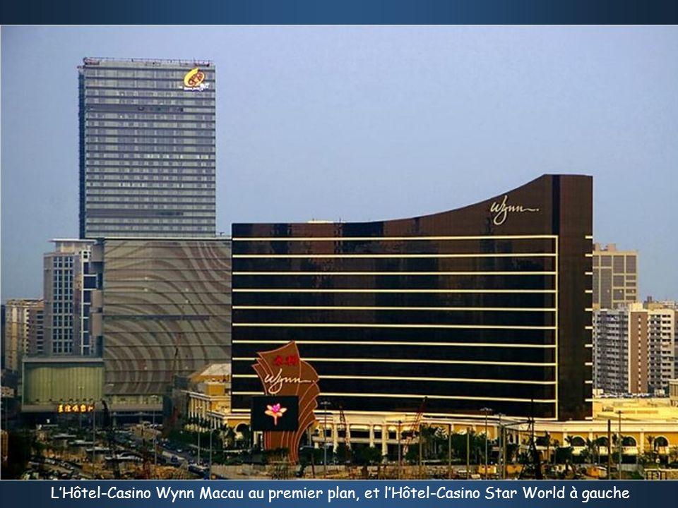 Macau Palace – Le Casino Flottant