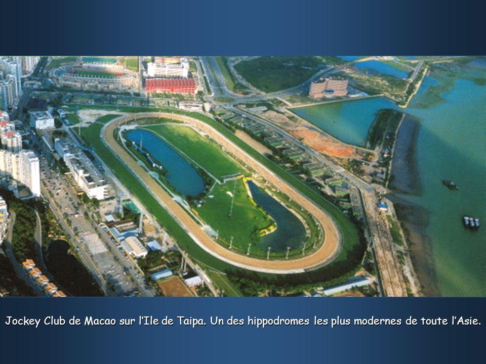 Dôme de Macao – Pavillon multisport construit pour les Jeux dAsie orientale construit dans la zone de Cotai