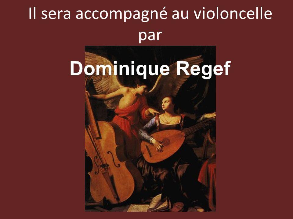 Nous aurons des lectures musicales Interprétées par Luc Baron