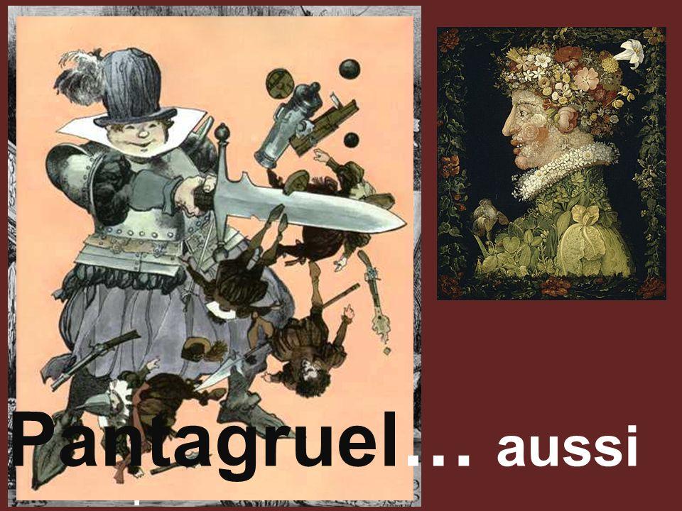 On se souvient de ses personnages devenus légendaires Gargantua sera parmi nous ! !!