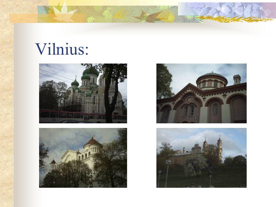 Vilnius: