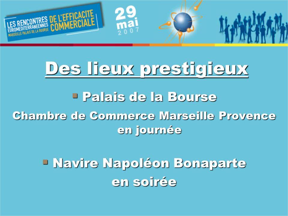 Des lieux prestigieux Palais de la Bourse Palais de la Bourse Chambre de Commerce Marseille Provence en journée Navire Napoléon Bonaparte Navire Napoléon Bonaparte en soirée
