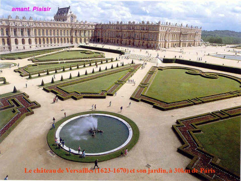 Château de Fontainebleau (16è siècle) pour un autre