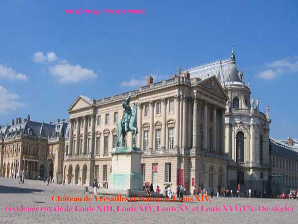 Château de Versailles (1623-1670) d amour