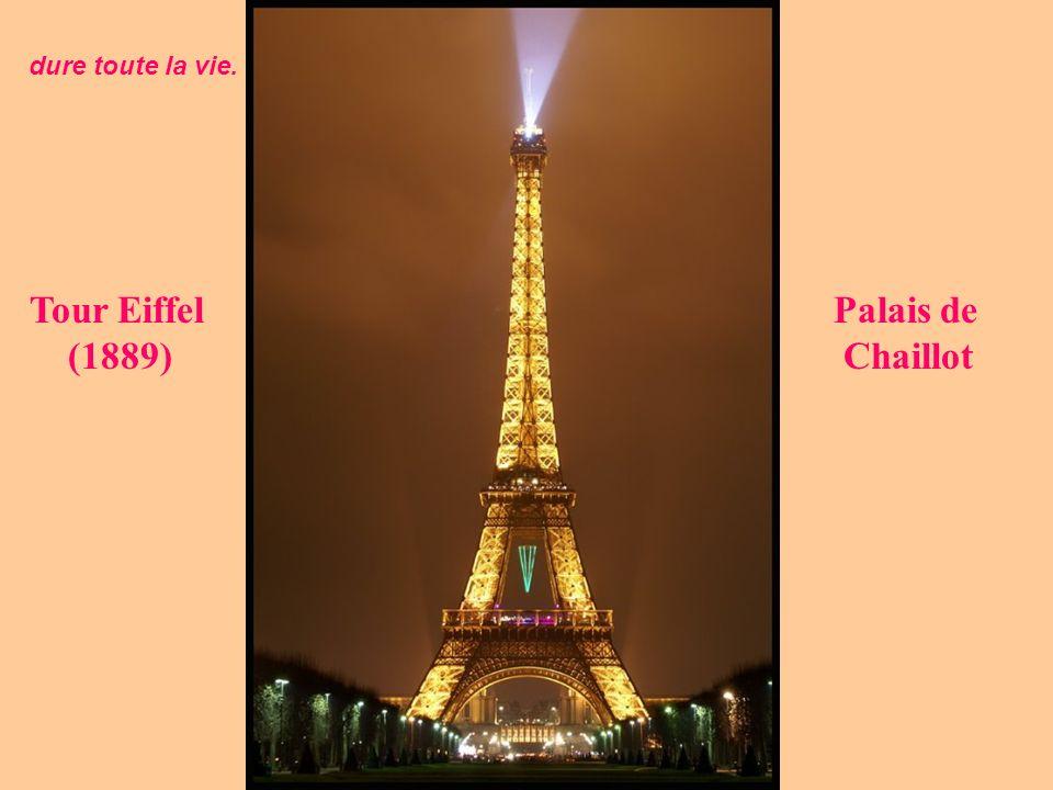 Paris, Capitale de la Lumière Chagrin d amour