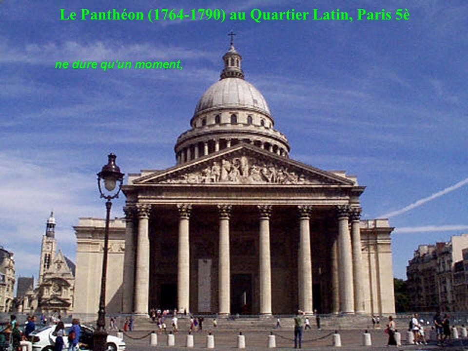 La Seine, le Bateau Mouche et le Musée dOrsay (1986) Paris 7è Plaisir d amour