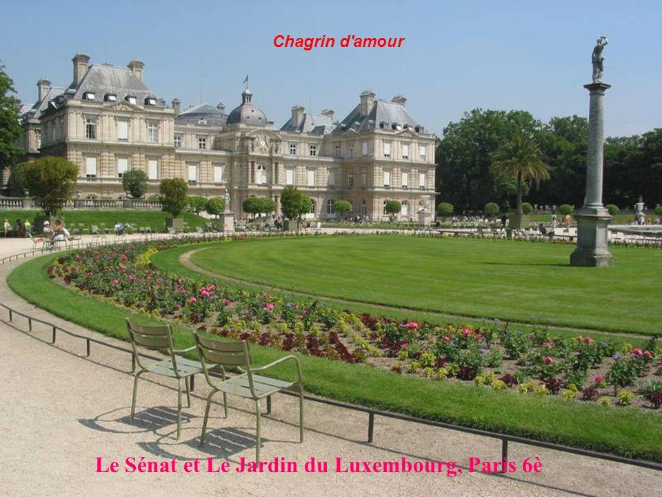 Le Panthéon (1764-1790) au Quartier Latin, Paris 5è ne dure qu un moment,